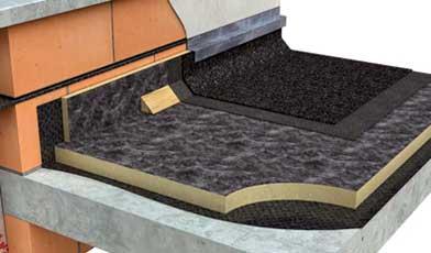 Plat dak isoleren isolatiewerken jk
